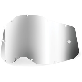 100% Anti-Fog Replacement Lenses Gen2 Youth, silver/mirror